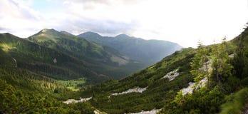 Tatras Royaltyfria Foton