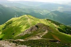 Tatras Stock Afbeelding