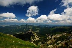 Tatras basso Fotografie Stock Libere da Diritti