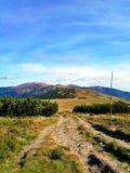 Tatras basso Slovacchia fotografia stock libera da diritti