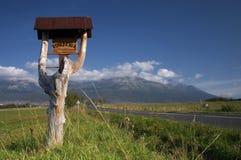 Tatras elevado Imagem de Stock