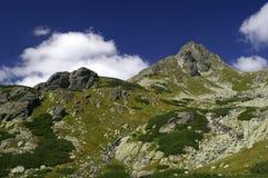Tatras elevado Fotos de Stock Royalty Free