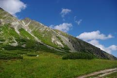 Tatras elevado Imagens de Stock Royalty Free