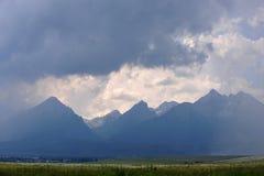 Tatras elevados Fotos de Stock