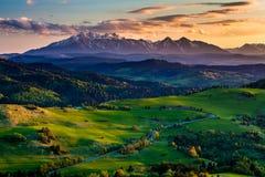 Tatras elevados