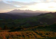 Tatras eslovaco Foto de archivo