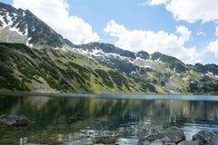 Tatras hermoso Foto de archivo