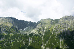 Tatras hermoso Imagenes de archivo
