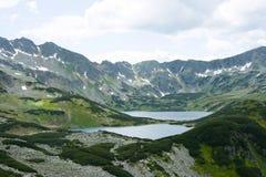 Tatras hermoso Foto de archivo libre de regalías