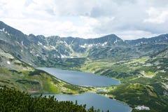 Tatras hermoso Imagen de archivo libre de regalías