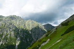 Tatras hermoso Fotos de archivo libres de regalías