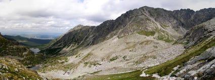Tatras Kozia Przelecz Royalty-vrije Stock Afbeeldingen