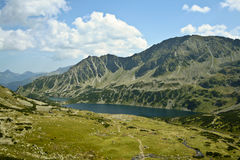 Tatras landscape. Royalty Free Stock Photo