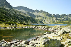Tatras landscape. Stock Photography