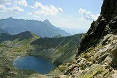 Tatras landskap. Arkivbilder