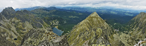 Tatras mountain Royalty Free Stock Photography