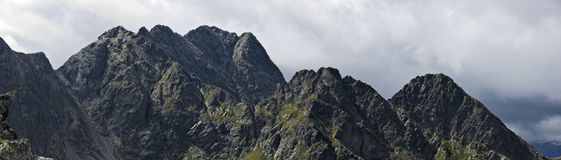 Tatras mountain Royalty Free Stock Photos