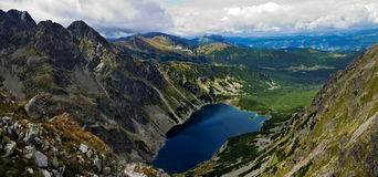 Tatras mountain Stock Photography