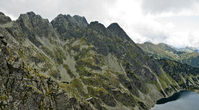 Tatras mountain Stock Photo