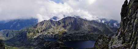 Tatras mountain Stock Image