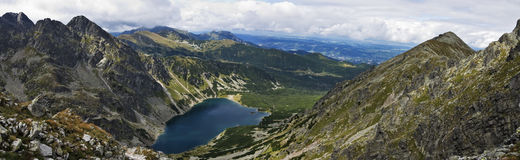Tatras mountain Royalty Free Stock Photo