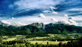 Tatras mountains Royalty Free Stock Images