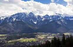 Tatras mountains Royalty Free Stock Photo