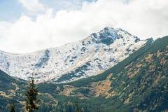 Tatras Mountains covered with snow - Poland Stock Photos