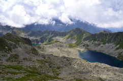 Tatras mountains (Poland). On AUGUST 2014 Royalty Free Stock Images