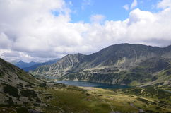 Tatras mountains (Poland). On AUGUST 2014 Royalty Free Stock Photography
