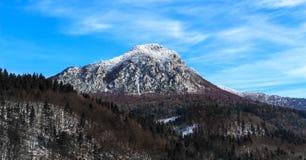 Tatras - república eslovaca Fotos de Stock