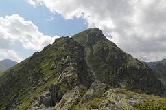 Tatras - Rohace. Rohace - West Tatras - hill Placlive stock photography