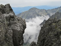 Tatras in Slovakia Stock Photography