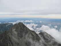 Tatras in Slovakia Royalty Free Stock Photography