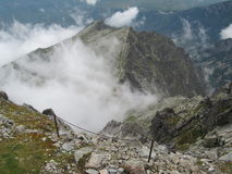 Tatras in Slovakia Stock Photography