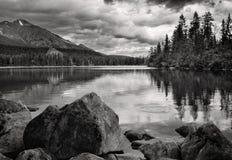 Tatras tarn Arkivbilder
