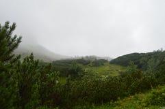 Tatras van Slowakije Royalty-vrije Stock Afbeelding