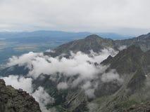 Tatras w Sistani Fotografia Stock