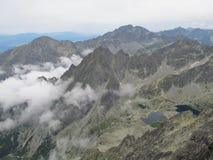 Tatras w Sistani Obrazy Royalty Free