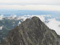 Tatras w Sistani Obrazy Stock
