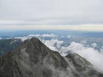 Tatras w Sistani Fotografia Royalty Free