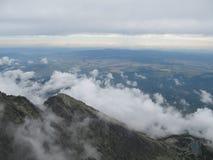 Tatras w Sistani Zdjęcia Royalty Free