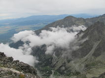 Tatras w Sistani Zdjęcie Stock