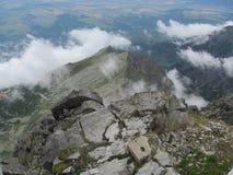 Tatras w Sistani Obraz Stock