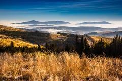 Tatras-Wolken Stockbilder