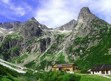 tatras wysokie góry Obrazy Royalty Free