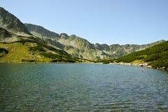 Tatraslandschap. stock afbeeldingen