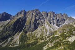 Tatry Photographie stock