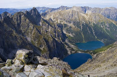 Tatry Immagine Stock