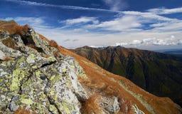 tatry berg Royaltyfri Foto